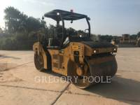 CATERPILLAR TANDEMOWY WALEC WIBRACYJNY DO ASFALTU (STAL-STAL) CB-54 equipment  photo 6
