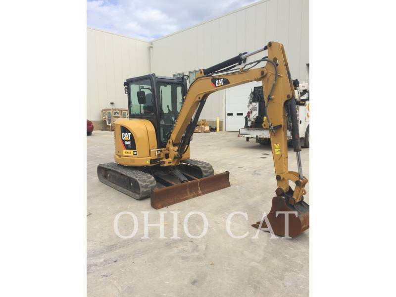 CATERPILLAR ESCAVADEIRAS 304E CR equipment  photo 1