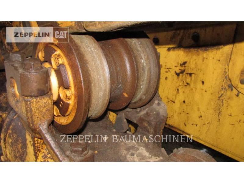 CATERPILLAR TRACK TYPE TRACTORS D8T equipment  photo 12