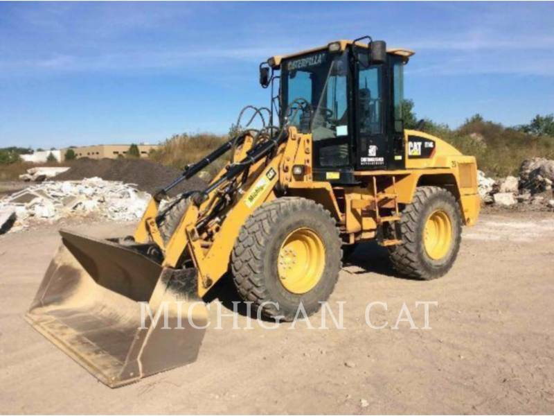 CATERPILLAR CARGADORES DE RUEDAS IT14G equipment  photo 1