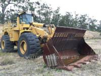 Equipment photo CATERPILLAR 992G CHARGEURS SUR PNEUS MINES 1