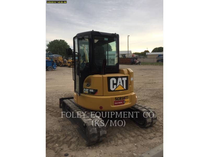 CATERPILLAR ESCAVATORI CINGOLATI 305E2CR equipment  photo 4