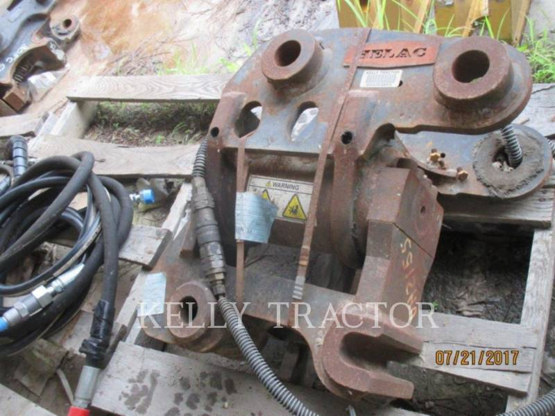 HELAC CORPORATION AG - ACKERFRÄSE POWER TILT FOR 308 MINI EXCAVATOR equipment  photo 1