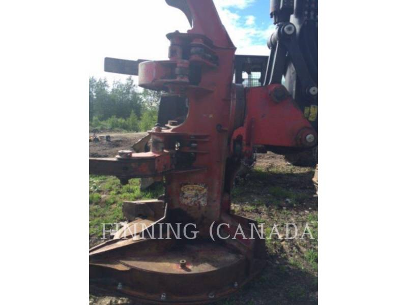 CATERPILLAR FORESTRY - FELLER BUNCHERS - TRACK TK741 equipment  photo 6