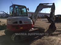 TAKEUCHI MFG. CO. LTD. EXCAVADORAS DE CADENAS TB260 equipment  photo 4