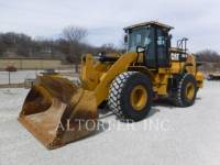 CATERPILLAR CARGADORES DE RUEDAS 950K equipment  photo 1
