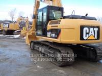 CATERPILLAR KETTEN-HYDRAULIKBAGGER 319DLN equipment  photo 3