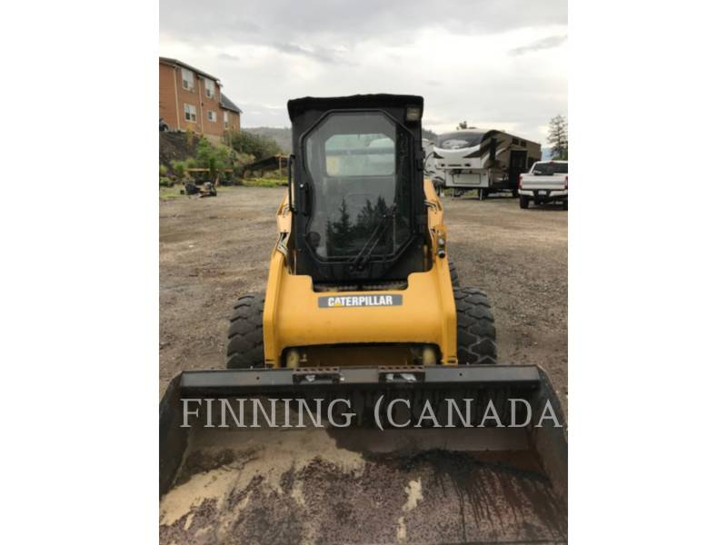 CATERPILLAR PALE COMPATTE SKID STEER 242B3 equipment  photo 5