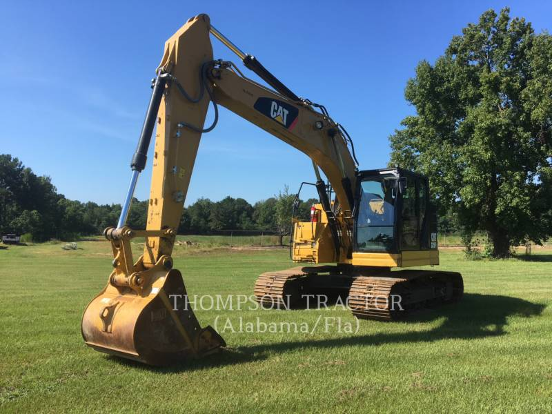 CATERPILLAR EXCAVADORAS DE CADENAS 325FLCR equipment  photo 8
