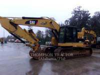 CATERPILLAR TRACK EXCAVATORS 328D CLR equipment  photo 9