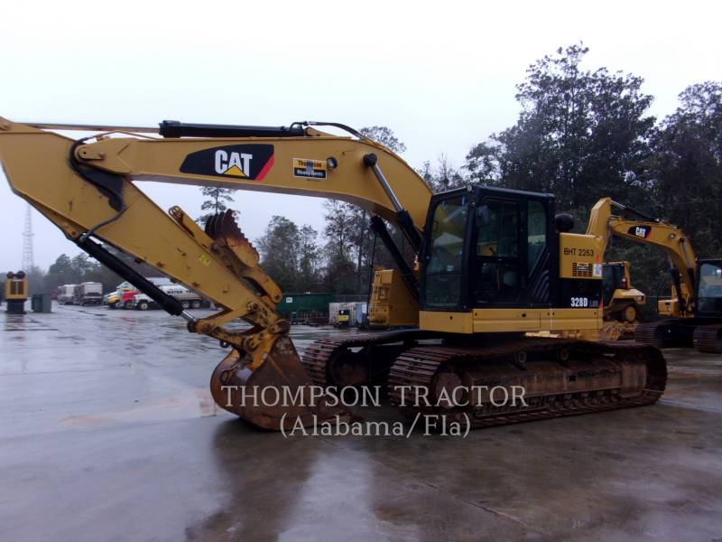 CATERPILLAR トラック油圧ショベル 328D CLR equipment  photo 9