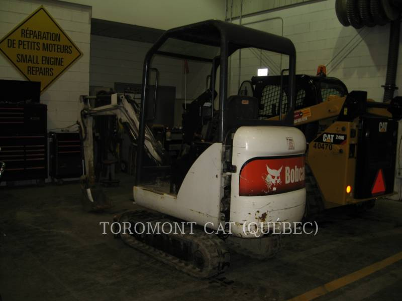 BOBCAT KETTEN-HYDRAULIKBAGGER 322 equipment  photo 1