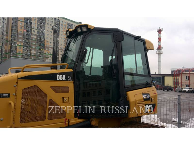 Caterpillar TRACTOARE CU ŞENILE D5KXL equipment  photo 5