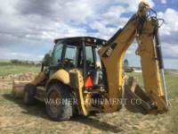 CATERPILLAR RETROESCAVADEIRAS 420F 4WDE equipment  photo 2