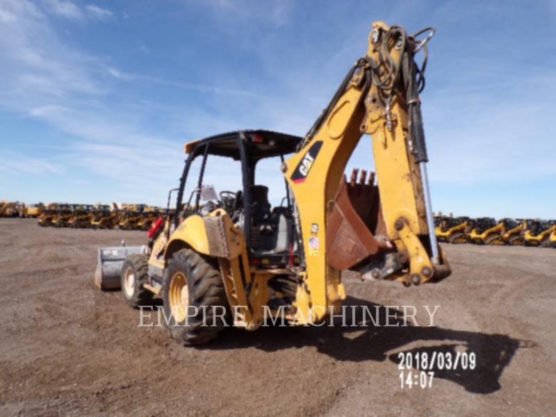 CATERPILLAR BAGGERLADER 420FIT equipment  photo 5
