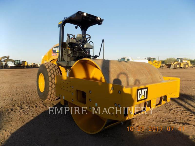 CATERPILLAR VIBRATORY SINGLE DRUM SMOOTH CS54B equipment  photo 2