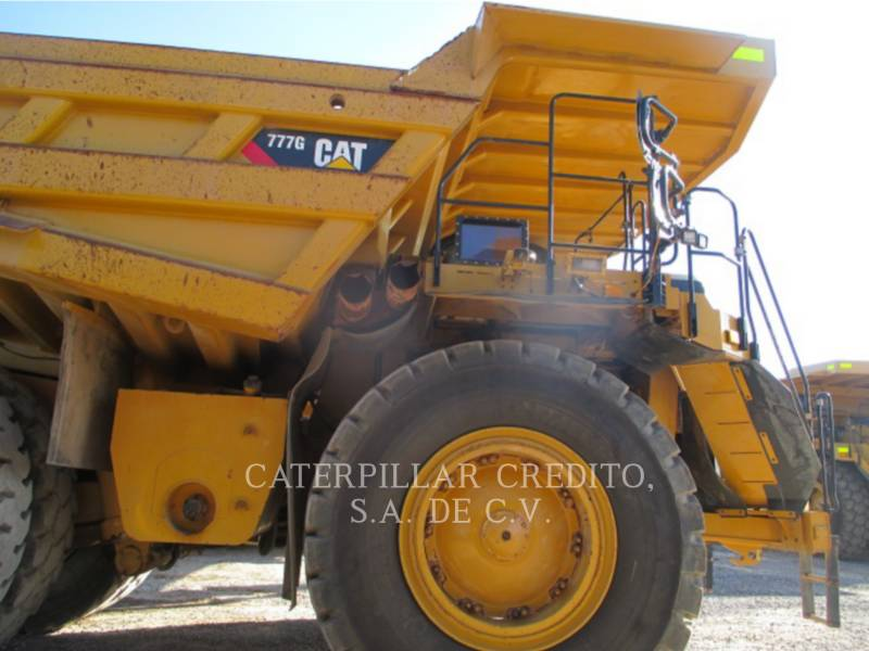 CATERPILLAR TOMBEREAUX DE CHANTIER 777GLRC equipment  photo 5