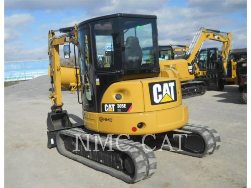 CATERPILLAR PELLES SUR CHAINES 305ECR equipment  photo 1