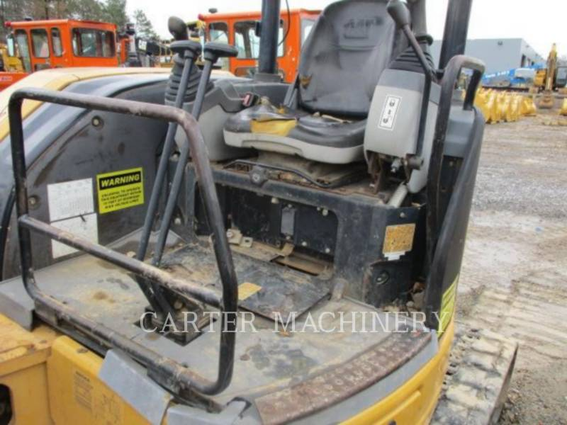 CATERPILLAR TRACK EXCAVATORS 304CCR equipment  photo 10