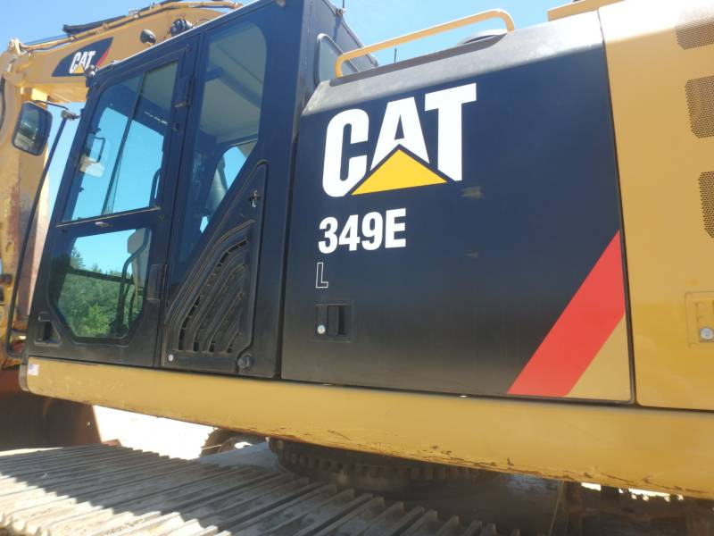 CATERPILLAR TRACK EXCAVATORS 349ELVG equipment  photo 21
