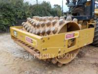 CATERPILLAR VIBRATORY SINGLE DRUM PAD CP-54B equipment  photo 3