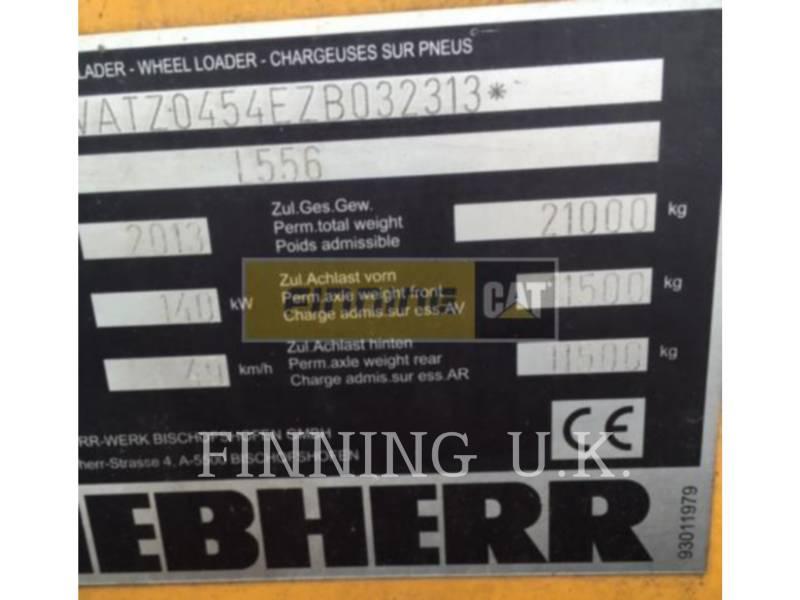 LIEBHERR トラック油圧ショベル L556 equipment  photo 5