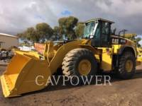 Equipment photo CATERPILLAR 980K WHEEL LOADERS/INTEGRATED TOOLCARRIERS 1