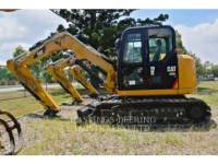 CATERPILLAR TRACK EXCAVATORS 308E2CR equipment  photo 4