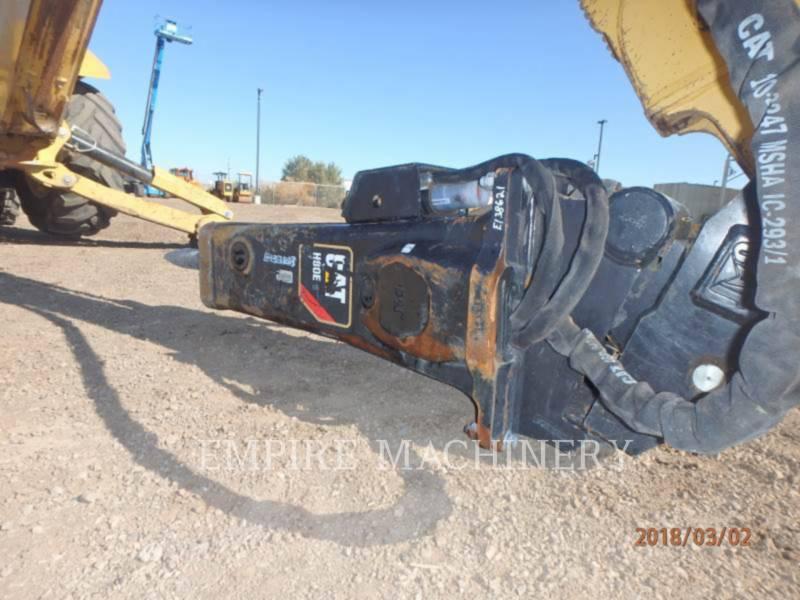 CATERPILLAR HERRAMIENTA DE TRABAJO - MARTILLO H80ES 420 equipment  photo 2