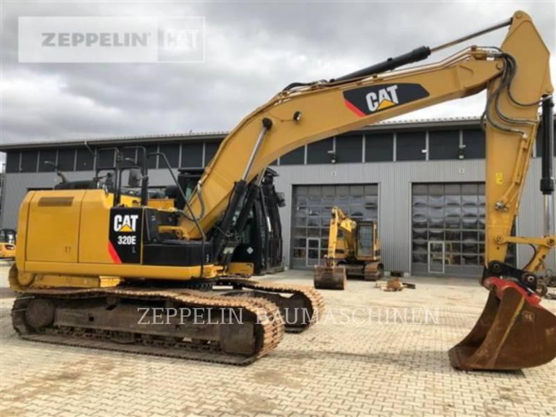 CATERPILLAR PELLES SUR CHAINES 320EL equipment  photo 5