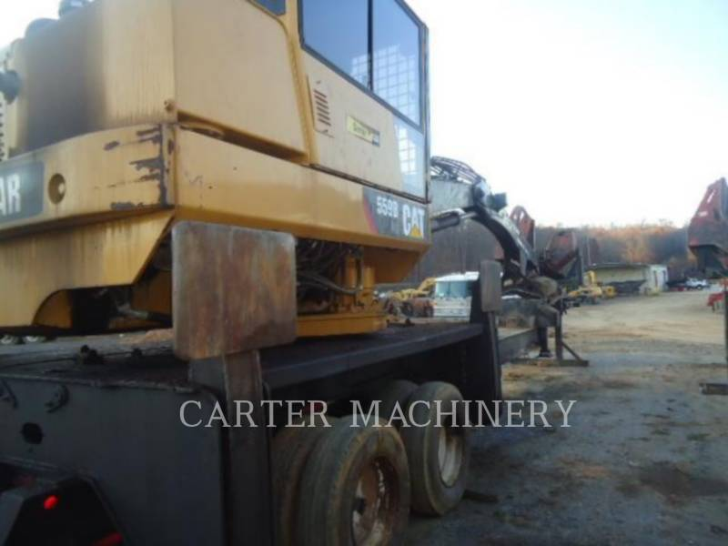 CATERPILLAR KNUCKLEBOOM LOADER 559B DS equipment  photo 4
