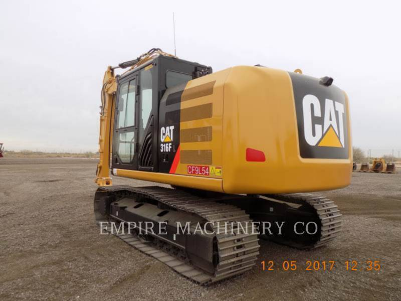 CATERPILLAR EXCAVADORAS DE CADENAS 316FL    P equipment  photo 3