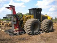CATERPILLAR FORESTRY - FELLER BUNCHERS - WHEEL 573 equipment  photo 2