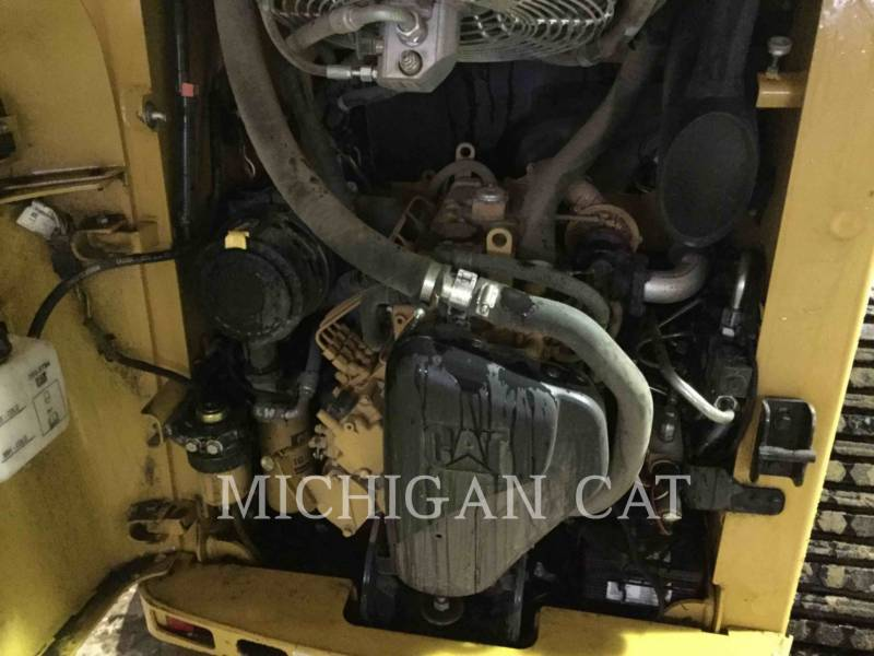 CATERPILLAR CARGADORES MULTITERRENO 247B3 CQ equipment  photo 7