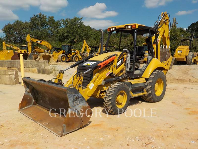 CATERPILLAR BACKHOE LOADERS 430FIT equipment  photo 1