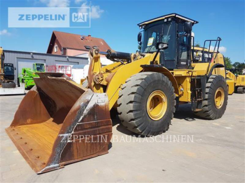CATERPILLAR CARGADORES DE RUEDAS 966KXE equipment  photo 1