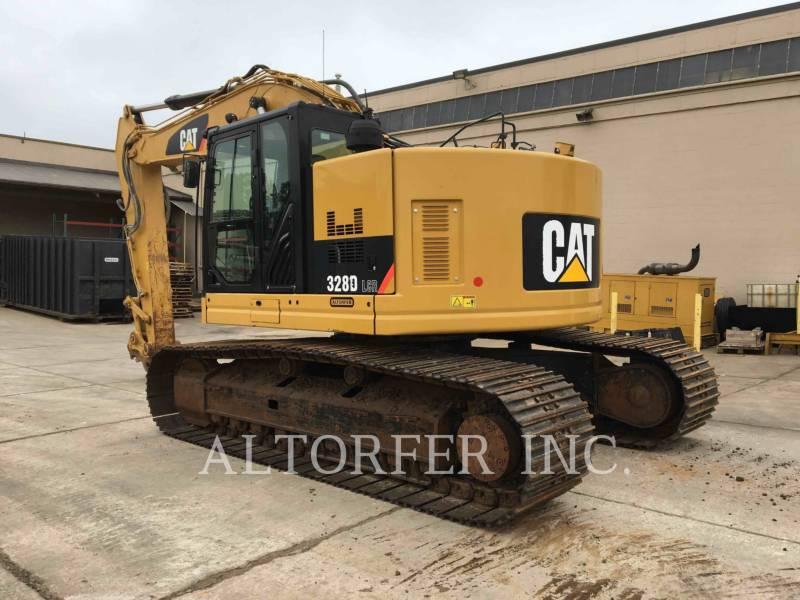 CATERPILLAR KETTEN-HYDRAULIKBAGGER 328DLCR equipment  photo 3