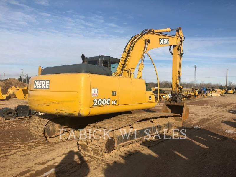 DEERE & CO. 采矿用挖土机/挖掘机 200C equipment  photo 4
