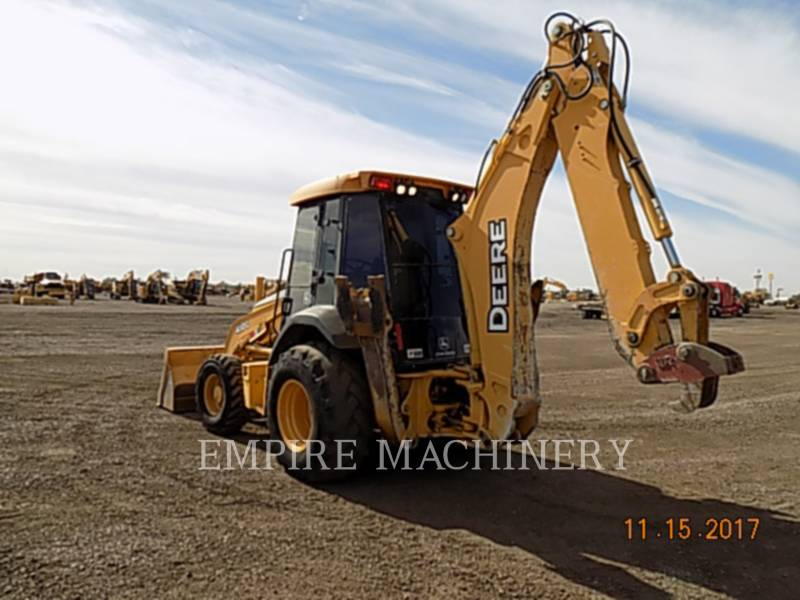 JOHN DEERE BAGGERLADER 410G equipment  photo 3