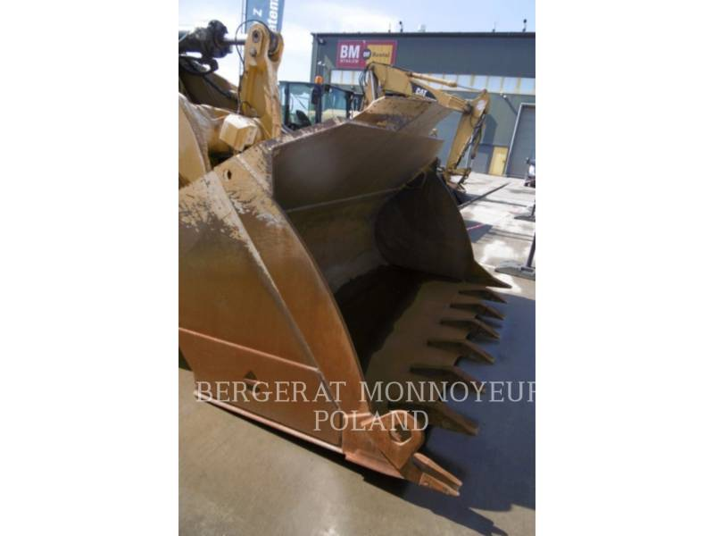 CATERPILLAR MINING WHEEL LOADER 966K equipment  photo 10