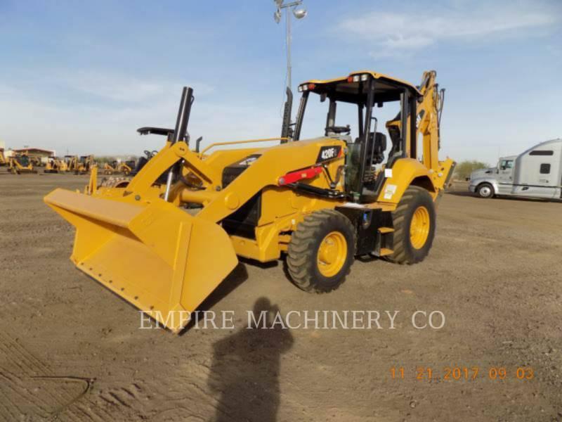 CATERPILLAR バックホーローダ 420F2 4EO equipment  photo 4