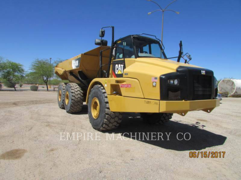 CATERPILLAR OFF HIGHWAY TRUCKS 740B TG equipment  photo 1