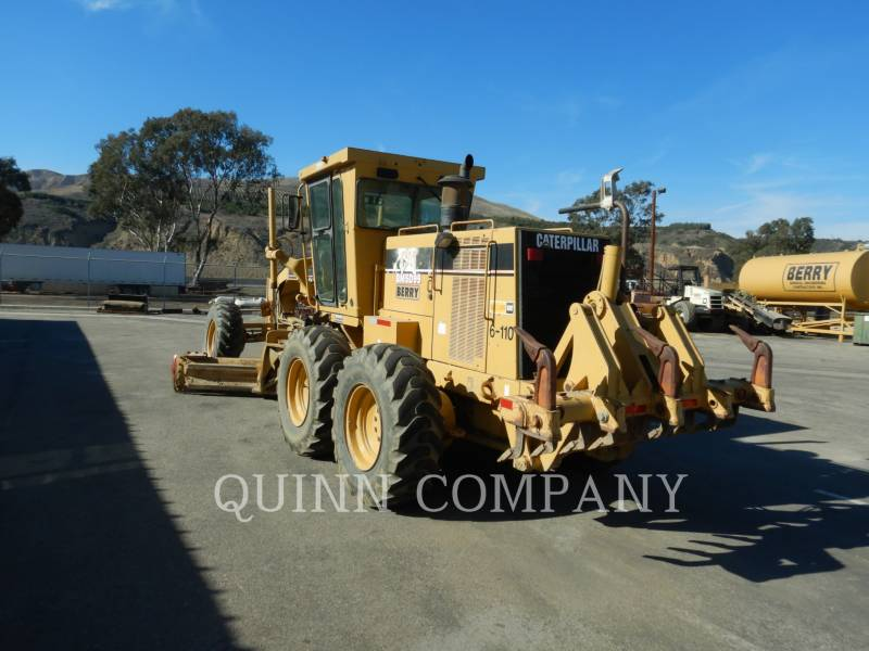 CATERPILLAR NIVELEUSES 140 H equipment  photo 5