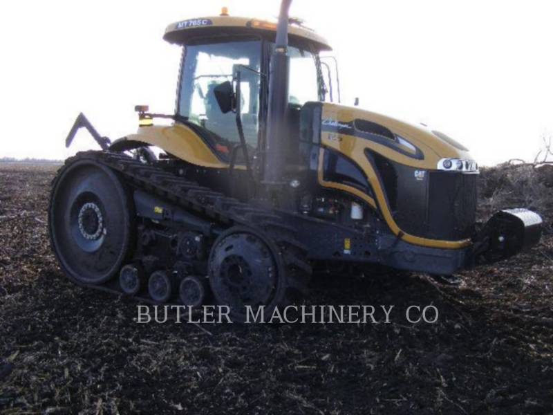 AGCO-CHALLENGER AG TRACTORS MT765C 16E equipment  photo 2