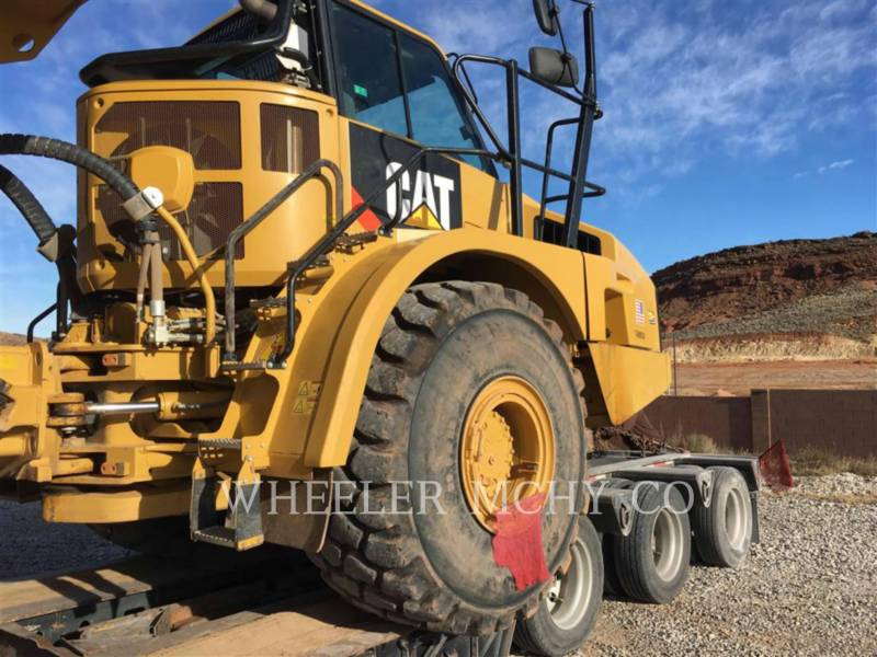 CATERPILLAR CAMIONES ARTICULADOS 740B TG equipment  photo 2