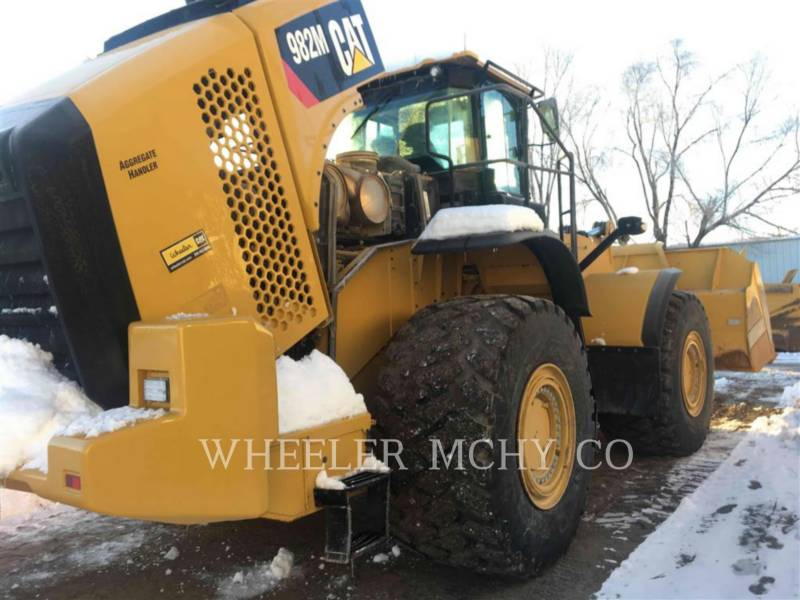 CATERPILLAR WHEEL LOADERS/INTEGRATED TOOLCARRIERS 982M AOC equipment  photo 3