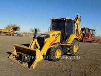 CATERPILLAR BAGGERLADER 415F 4EC equipment  photo 1