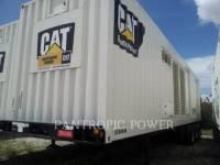 Equipment photo CATERPILLAR XQ2000 3516C POWER MODULES 1