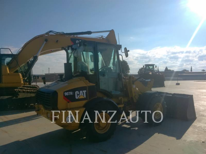 CATERPILLAR WHEEL LOADERS/INTEGRATED TOOLCARRIERS 907H2 equipment  photo 3