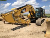 CATERPILLAR PELLES SUR CHAINES 329FL10 equipment  photo 1